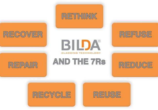 BILDA Rainscreen System and the 7Rs